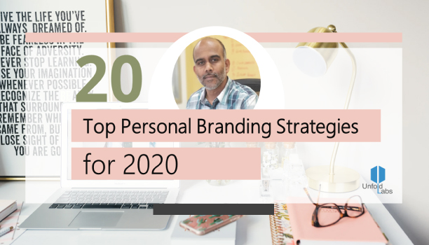 Exceptional 20 Top Personal Branding Strategies for 2020
